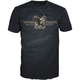 Vintage Velocity Biker VS Hipster T-Shirt