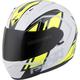 White/Neon EXO-R320 Endeavor Helmet