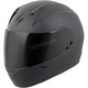 Matte Black EXO-R320 Helmet