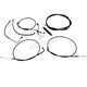 Standard Midnight Handlebar Cable Kit for 15