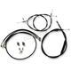 Standard Handlebar Cable Kit for 18