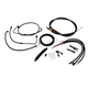 Midnight Stainless Complete Handlebar Cable Kit for 18