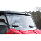 Vented Full Windshield - Hard Poly - 25024