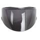 Dark Smoke Shield For Valiant Helmets - 03-169