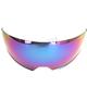 Inner Sun Iridium Blue Shield for Valiant Helmets - 03-171