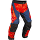 Orange/Black/Blue Dakar Pants