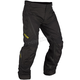 Black Dakar Pants