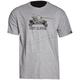 Light Gray Dirt Slayer T-Shirt