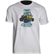 White RZR Graphic T-Shirt