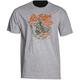 Light Gray Life Behind Bars T-Shirt