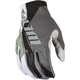 Gray/Black/White XC Lite Gloves