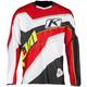 Red/White/Black XC Lite Jersey