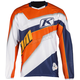 Orange/White/Purple XC Lite Jersey