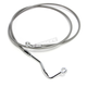 Natural XR Stainless Extreme Response ABS Upper Brake Line Kit - +6