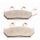Long-Life Sintered R-Series Brake Pads - FA642R