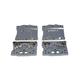 Chrome TC-88 Rocker Box Set - 11-0946