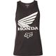 Black Vintage Honda Premium Tank Top