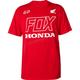 Dark Red Honda SS T-Shirt