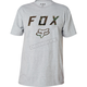 Light Heather Gray Cyanide Squad SS T-Shirt