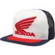 Navy/White Honda Snapback Hat - 21117-045-OS