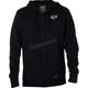Black Pro Circuit Zip Hoody