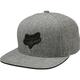 Heather Gray Legacy Snapback Hat - 21412-040-OS