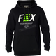 Black Pro Circuit Pullover Hoody