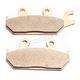 SV Severe Duty Sintered Metal Brake Pads - FA642SV