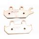 SV Severe Duty Sintered Metal Brake Pads - FA645SV
