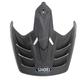 Matte Black Visor for Hornet X2 Helmet - 0224-6001-35