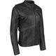 Women's Black Seventh Heaven Leather Jacket