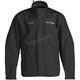 Black Forecast Rain Jacket