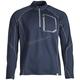 Blue Teton Merino Wool Base Layer Shirt