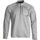Gray Teton Merino Wool Base Layer Shirt