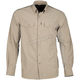 Tan Basecamp Long Sleeve Shirt
