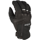 Black Vanguard GTX Short Gloves