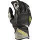 Black/Gray Badland Aero Pro Short Gloves