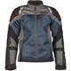 Blue/Black/Gray Induction Jacket