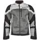 Gray/Black/Light Gray Induction Jacket