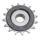 Front Rubber 16 Tooth Cushioned Sprocket - JTF582.16RB