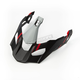 Matte Black/Red Vanquish Krios Replacement Visor - 3808-000-000-003