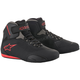 Black/Gray/Red Sektor Vented Shoes
