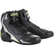 Black/Silver/Yellow SP-1V2 Vented Shoes