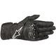 Black SP-2 V2 Leather Gloves