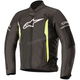 Black/Fluorescent Yellow T-Faster Air Jacket