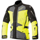 Black/Gray/Yellow Yaguara Drystar Jacket