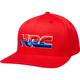Red HRC FlexFit Hat
