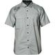 Gray Redplate Flexair Work Shirt