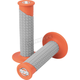 Orange/Gray Clamp-On Pillow Top Grips - 021681