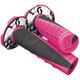 Pink/Black Deuce 2 Grips w/Donut - 219627-1665